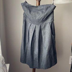 Forever 21 strapless mini dress. Size M